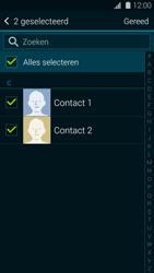 Samsung Galaxy S5 mini 4G (SM-G800F) - Contacten en data - Contacten kopiëren van SIM naar toestel - Stap 11