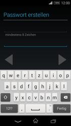 Sony Xperia E3 - Apps - Konto anlegen und einrichten - 13 / 25