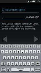 Samsung G530FZ Galaxy Grand Prime - Applications - Create an account - Step 8