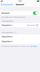 Apple iPhone 7 - iOS 13 - Bluetooth - Collegamento dei dispositivi - Fase 6