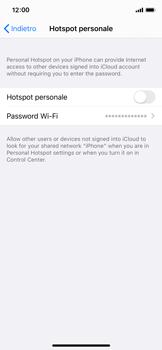 Apple iPhone X - iOS 13 - WiFi - Come attivare l