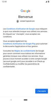 Google Pixel 3 - E-mails - Ajouter ou modifier votre compte Gmail - Étape 10