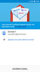 Samsung Galaxy J3 (2017) - E-mail - Configuration manuelle (gmail) - Étape 15