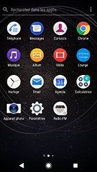 Sony Xperia XA2 - E-mails - Ajouter ou modifier votre compte Yahoo - Étape 3