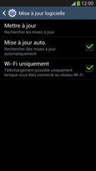Samsung I9505 Galaxy S IV LTE - Appareil - Mises à jour - Étape 8