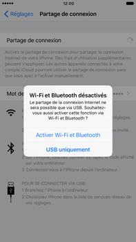 Apple iPhone 7 Plus - Internet et connexion - Partager votre connexion en Wi-Fi - Étape 7