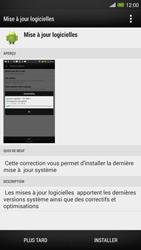 HTC One Max - Logiciels - Installation de mises à jour - Étape 8