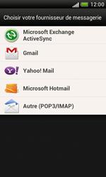 HTC Desire X - E-mail - Configuration manuelle - Étape 5