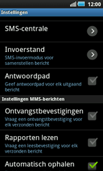 Samsung I5800 Galaxy Apollo - SMS - handmatig instellen - Stap 4