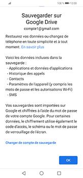Huawei P30 lite - Aller plus loin - Gérer vos données depuis le portable - Étape 14