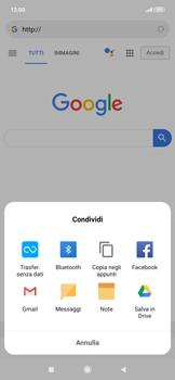 Xiaomi RedMi Note 7 - Internet e roaming dati - Uso di Internet - Fase 19
