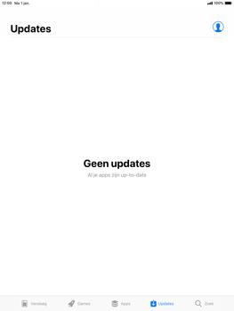 Apple iPad 9.7 (2018) iOS12 - Apps - apps updaten - Stap 5