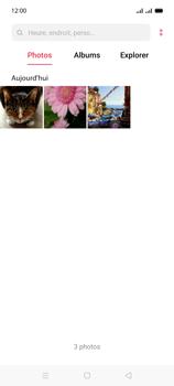 Oppo A15 - Photos, vidéos, musique - Envoyer une photo via Bluetooth - Étape 7