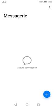 Huawei Y5P - Contact, Appels, SMS/MMS - Envoyer un MMS - Étape 3