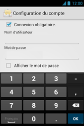 Bouygues Telecom Bs 351 - E-mails - Ajouter ou modifier un compte e-mail - Étape 13
