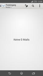 Sony Xperia T3 - E-Mail - E-Mail versenden - 0 / 0