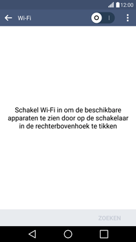 LG G4 - wifi - handmatig instellen - stap 6