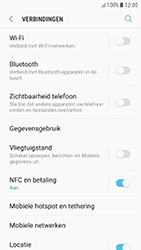Samsung Galaxy A3 (2017) - Android Nougat - bluetooth - aanzetten - stap 5
