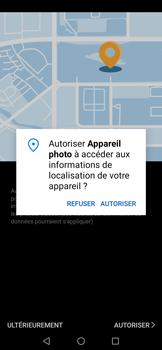 Huawei P Smart (2019) - Photos, vidéos, musique - Prendre une photo - Étape 5