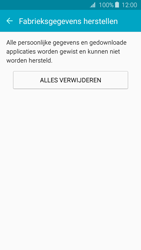 Samsung J320 Galaxy J3 (2016) - Toestel - Fabrieksinstellingen terugzetten - Stap 8