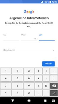 Sony Xperia XZ2 Premium - Apps - Konto anlegen und einrichten - Schritt 9