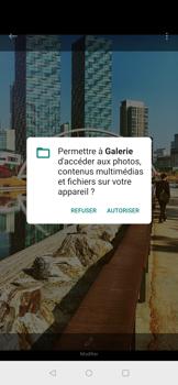 OnePlus 7 Pro - Photos, vidéos, musique - Créer une vidéo - Étape 15