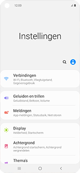 Samsung galaxy-xcover-pro-sm-g715fn - Bluetooth - Headset, carkit verbinding - Stap 4