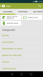 Huawei Ascend G7 - apps - app store gebruiken - stap 5