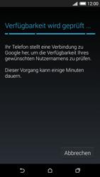 HTC Desire 620 - Apps - Konto anlegen und einrichten - 10 / 23