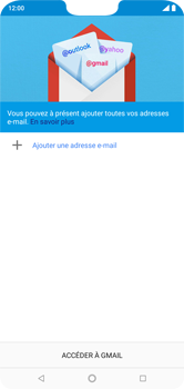 Nokia 7.1 - E-mails - Ajouter ou modifier votre compte Yahoo - Étape 5