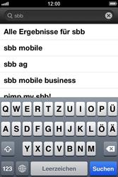Apple iPhone 3GS - Apps - Installieren von Apps - Schritt 9