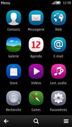 Nokia 808 PureView - SMS - Configuration manuelle - Étape 3