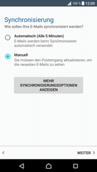 Sony Xperia XA - E-Mail - 032b. Email wizard - Yahoo - Schritt 10