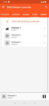 OnePlus 7 - Photos, vidéos, musique - Ecouter de la musique - Étape 8