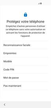 Samsung Galaxy S10e - Premiers pas - Configuration de l