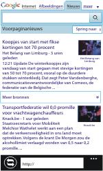 Nokia Lumia 800 - Internet - internetten - Stap 7