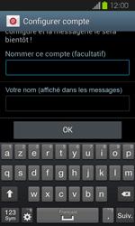 Samsung I8730 Galaxy Express - E-mail - Configuration manuelle - Étape 18