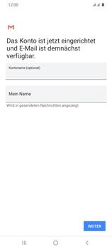 Samsung Galaxy S20 Ultra 5G - E-Mail - Manuelle Konfiguration - Schritt 21