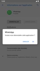 Nokia 8 - Android Pie - Applications - Comment désinstaller une application - Étape 8