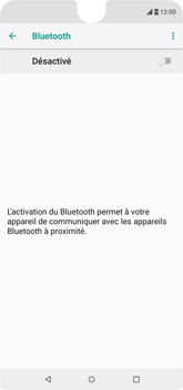 Wiko View 2 - Bluetooth - connexion Bluetooth - Étape 8