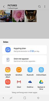 Samsung galaxy-a8-2018-sm-a530f-android-oreo - Contacten en data - Foto