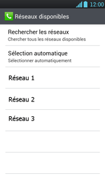 LG P700 Optimus L7 - Réseau - utilisation à l'étranger - Étape 11