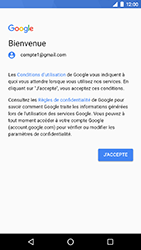 LG Nexus 5X - Android Oreo - E-mail - Configuration manuelle (gmail) - Étape 10