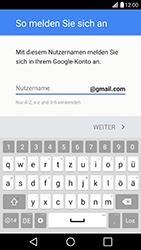 LG G5 SE - Apps - Konto anlegen und einrichten - 9 / 21