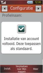 Samsung S5230 Star - internet - automatisch instellen - stap 6