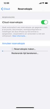 Apple iPhone 12 mini - toestel resetten - back-up maken met jouw account - stap 15