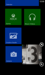 Nokia Lumia 925 - Getting started - Personalising your Start screen - Step 8