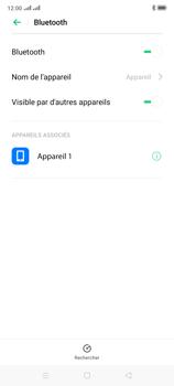Oppo Reno 2 - Internet et connexion - Connexion avec un équipement multimédia via Bluetooth - Étape 9