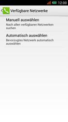 Alcatel One Touch Idol Mini - Netzwerk - manuelle Netzwerkwahl - Schritt 9