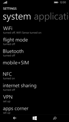 Microsoft Lumia 535 - Network - Usage across the border - Step 4